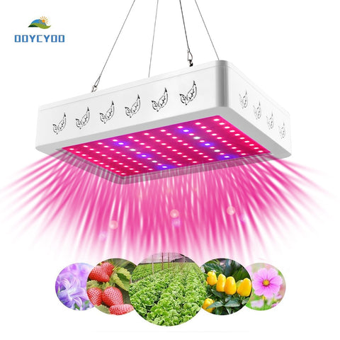 LED Grow Lights Lamp Panel Hydroponic Growing
