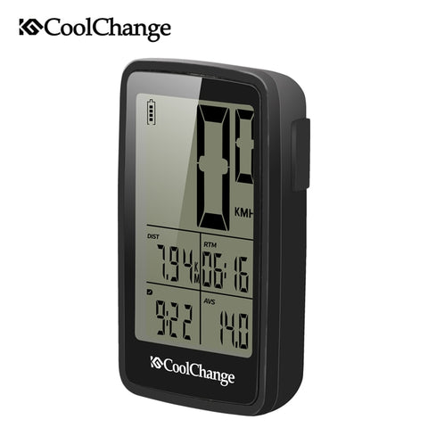 Bicycle Computer Rainproof Wired and Wireless Cycling Computer Speedometer Odometer
