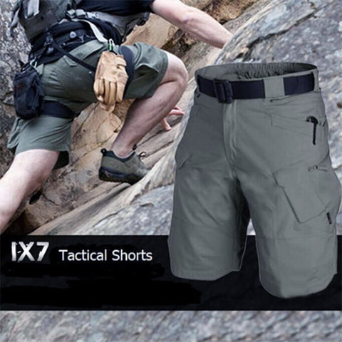 Men's Urban Military Cargo Shorts
