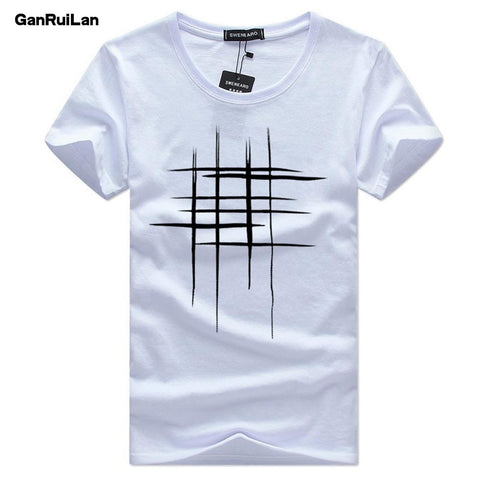 Men's New Arrival Summer Style Short Sleeve T-shirt