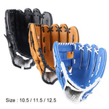 Baseball Glove Softball Size 10.5/11.5/12.5 Left Hand for Adult Man Woman Train