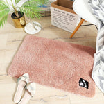 Cotton Fiber Bath Mat Super Absorbent