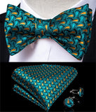 Adjustable Butterfly Bowtie For Men