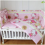 Cartoon Baby Bedding Set for Girls