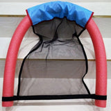 Swimming Pool Floating Sling Mesh Chairs - Water Relaxation