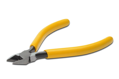 "5"" Diagonal Pliers For Cutting Wire Ends Or Trim Electronic Materials"