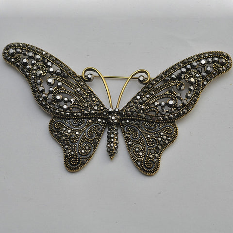 Women Butterfly Brooches Pins