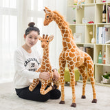 Soft Giraffe Doll Gift Toy
