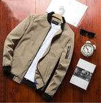 Spring And Autumn Casual Mens Jacket