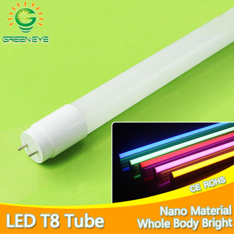 360 Degree Bright LED T8 Integrated Driver Fluorescent Lamp Bulb