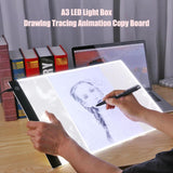 Dimmable Digital Graphic Tablet LED