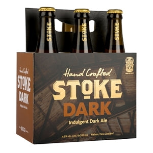 Stoke Dark 6 pack 330ml bottles