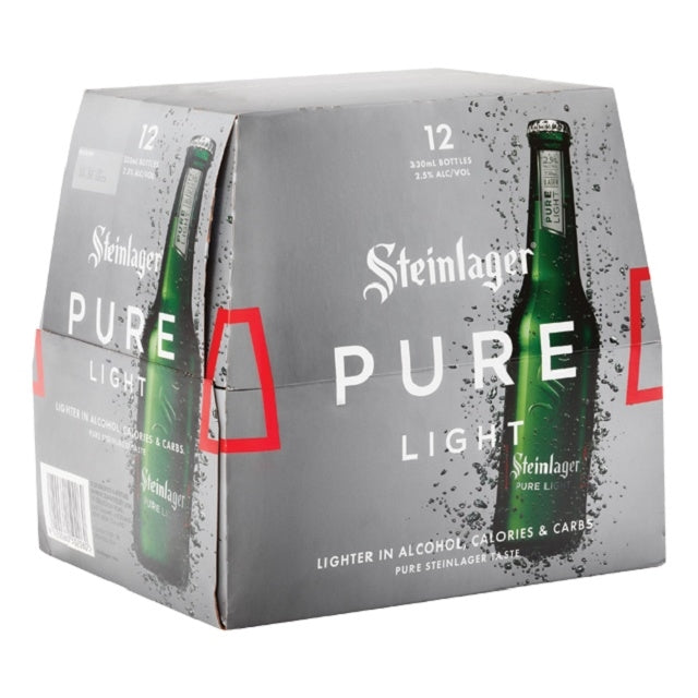 Steinlager Pure light dozen