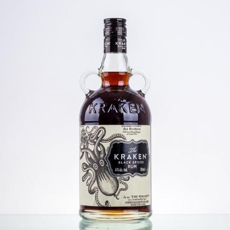 The Kraken Black Spiced Rum, 700ml