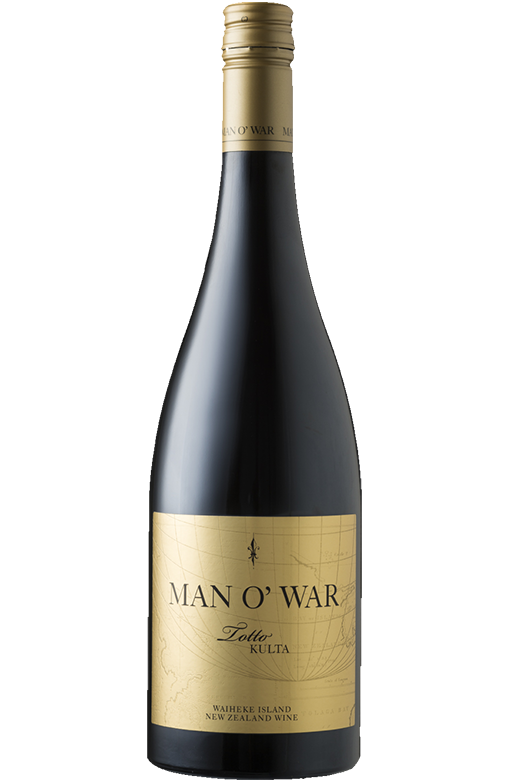 "Man O War Kulta ""Totto"" Syrah 2013"
