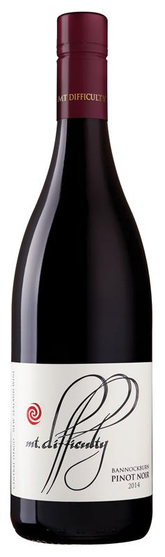 Mt Difficulty Pinot Noir, 2017, Central Otago