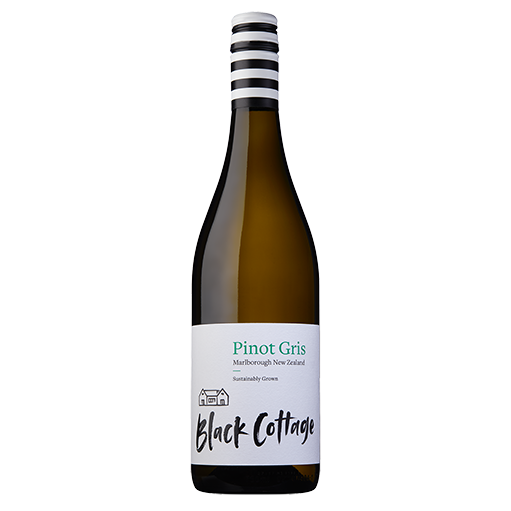 Black Cottage Pinot Gris 2019, Marlborough