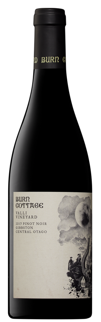 Burn Cottage Pinot Noir 2017, Central Otago