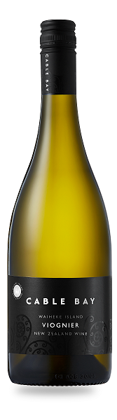 Cable Bay Viognier 2018, Waiheke