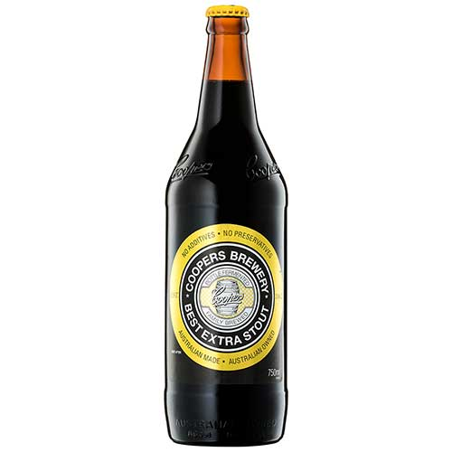 Coopers Best Extra Stout, 750ml