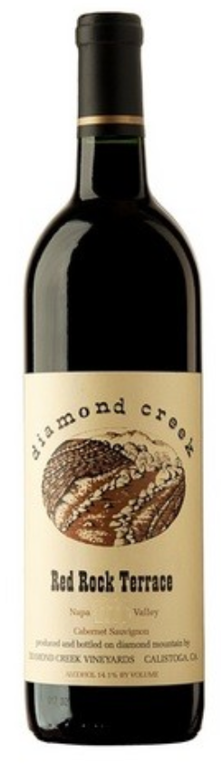 "Diamond Creek ""Red Rock Terrace"" 2014, Napa Valley USA"