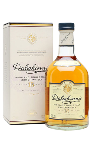 Dalwhinnie Single Malt Scotch whisky 15 yo, 700ml