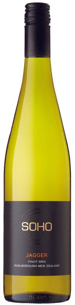 SOHO Jagger Pinot Gris 2018, Marlborough