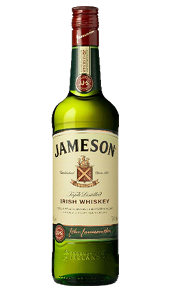 Jameson's Irish Whiskey, 1L