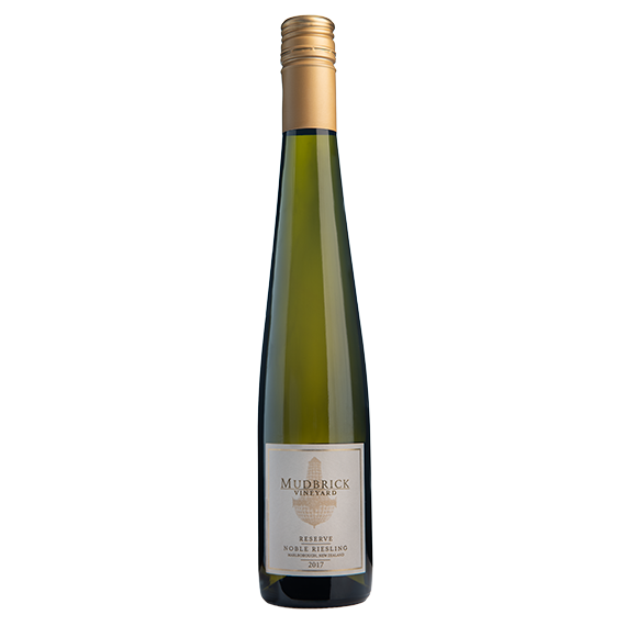 Mudbrick Reserve Noble Riesling 2017, 375ml, Marlborough