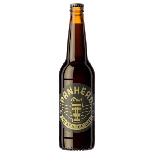 "Panhead ""Blacktop Oat"" Stout, 500ml"