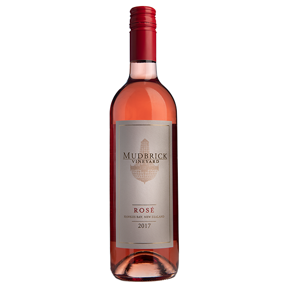 Mudbrick Rose 2019, Hawkes bay