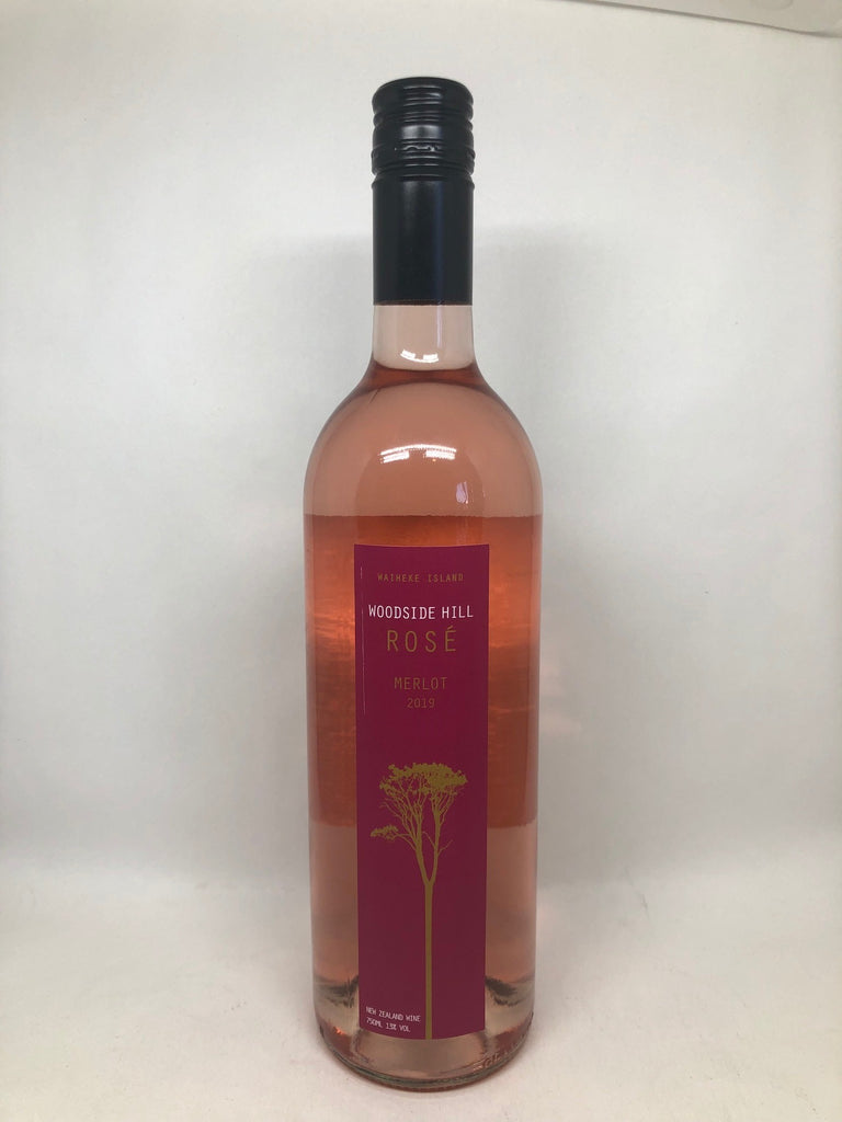 Woodside Hill Rose 2019, Waiheke
