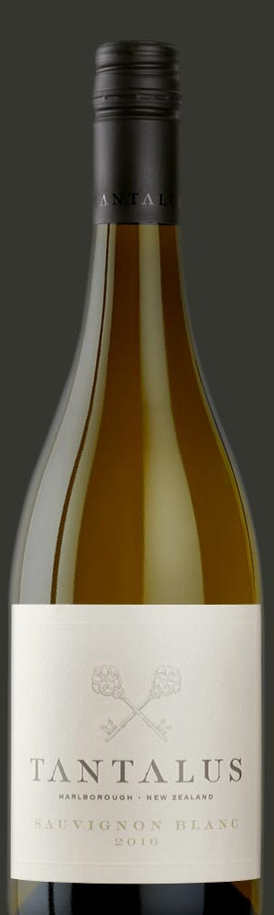 Tantalus Estate Sauv Blanc 2018, Marlborough