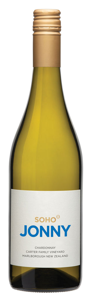 SOHO Jonny Chardonnay 2019, Marlborough