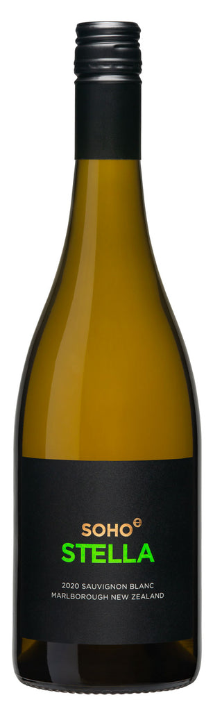 SOHO Stella Sauvignon Blanc 2020, Marlborough