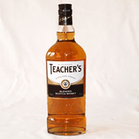 Teacher's Whisky, 1 litre