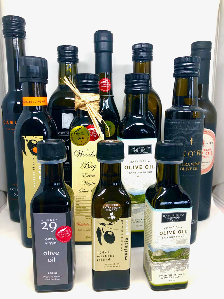 Postage Stamp Extra Virgin Olive Oil 500ml, Waiheke