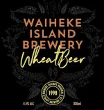 Waiheke Island Brewery Wheat Beer, 330ml