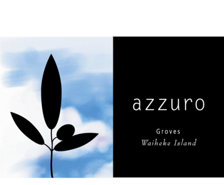 Azzuro Extra Virgin Olive Oil 250ml, Waiheke