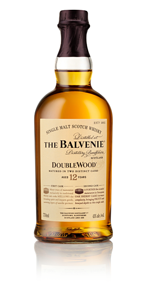 Balvenie Doublewood Single Malt Whisky, 700ml
