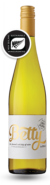 SOHO Betty, Riesling, 2015, Marlborough