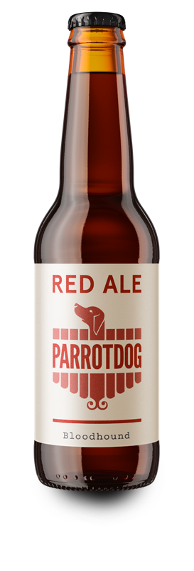 "Parrotdog ""Bloodhound"" Red Ale 6 pack"