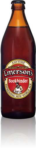 Bookbinder World Ale