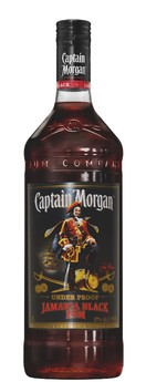 Captain Morgan Jamaica Black rum, 1L