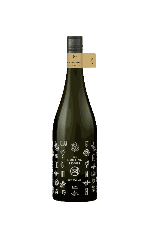 Hunting Lodge Chardonnay 2018, Marlborough