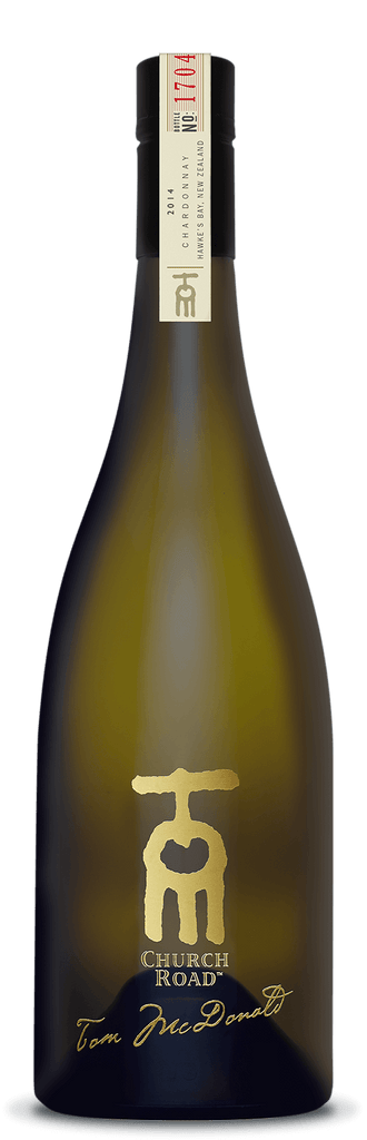 Church Road Tom Chardonnay 2016