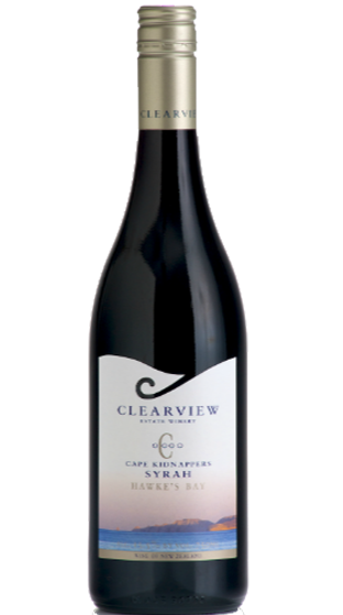 Clearview Cape Kidnappers Syrah 2018