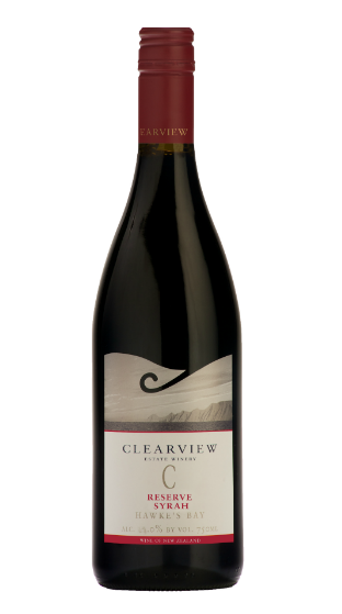Clearview Hawkes Bay Reserve Syrah 2018