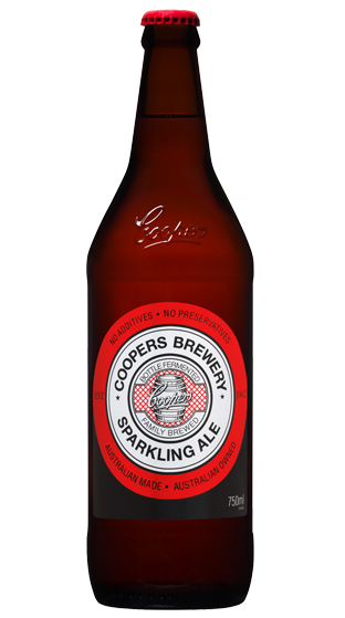 Coopers Sparkling Ale, 750ml