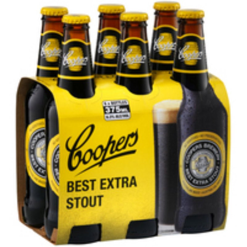 Coopers Best Extra Stout 6 pack